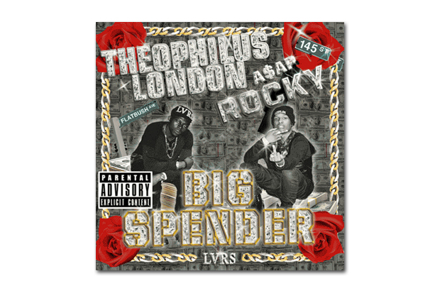 Image of Theophilus London featuring A$AP Rocky – Big Spender
