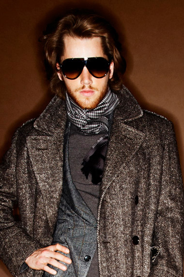 Image of Tom Ford 2012 Fall/Winter Collection Lookbook