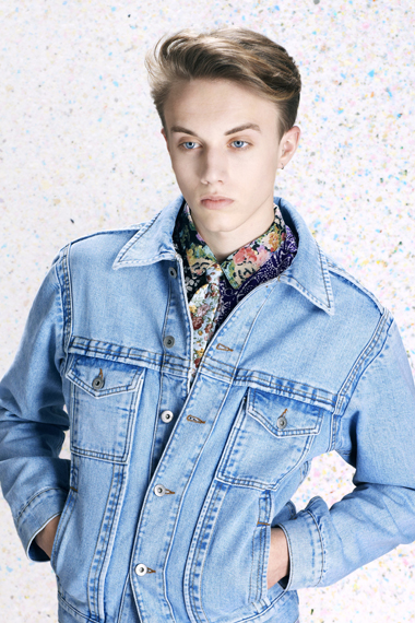 Image of TOPMAN 2012 Denim Jacket Project