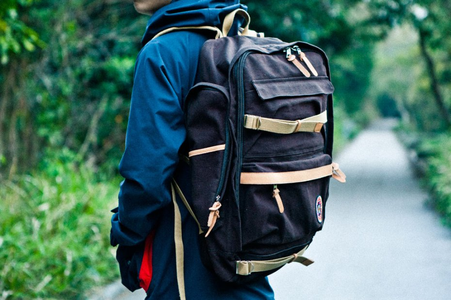Image of Tyler Warren x master-piece 2012 Spring/Summer Backpack