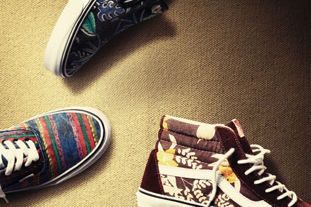 "Image of Vans 2012 Fall ""Van Doren Series"" Preview"