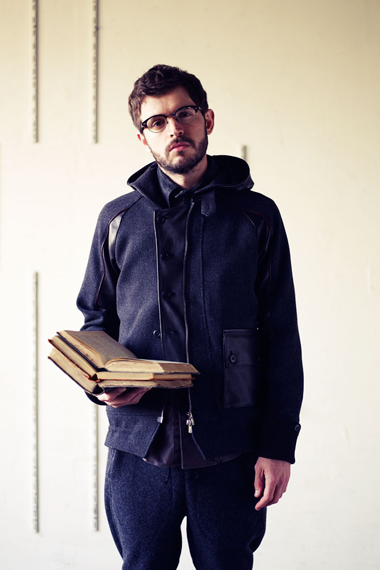 "Image of Varde77 2012 Fall/Winter ""THE SOURCE"" Collection Lookbook"