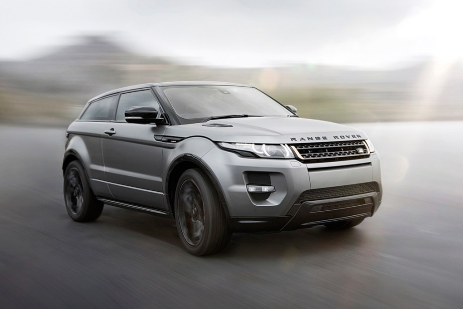Image of Victoria Beckham x Range Rover Evoque Special Edition