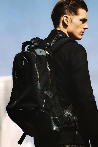 Image of visvim 20L Backpack For THE BLACK SENSE MARKET