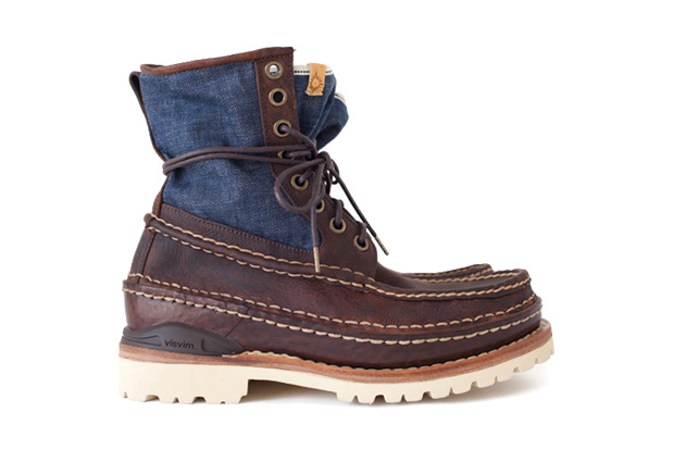 Image of visvim 2012 Spring/Summer GRIZZLY BOOT MID-FOLK