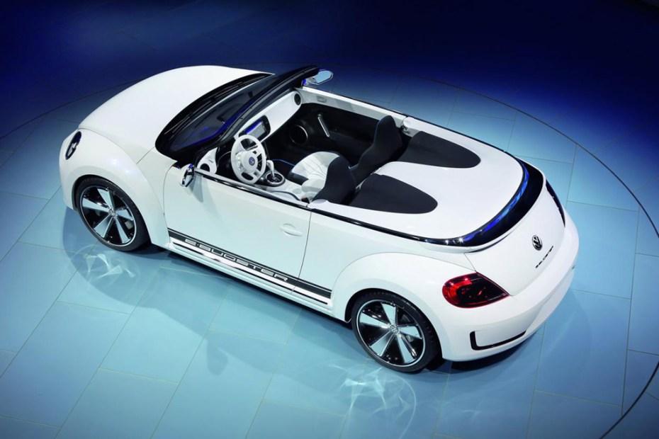 Image of Volkswagen E-Bugster Speedster Concept