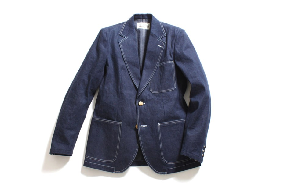 Image of WACKO MARIA Limited Edition Ancon Jacket for Isetan Shinjuku