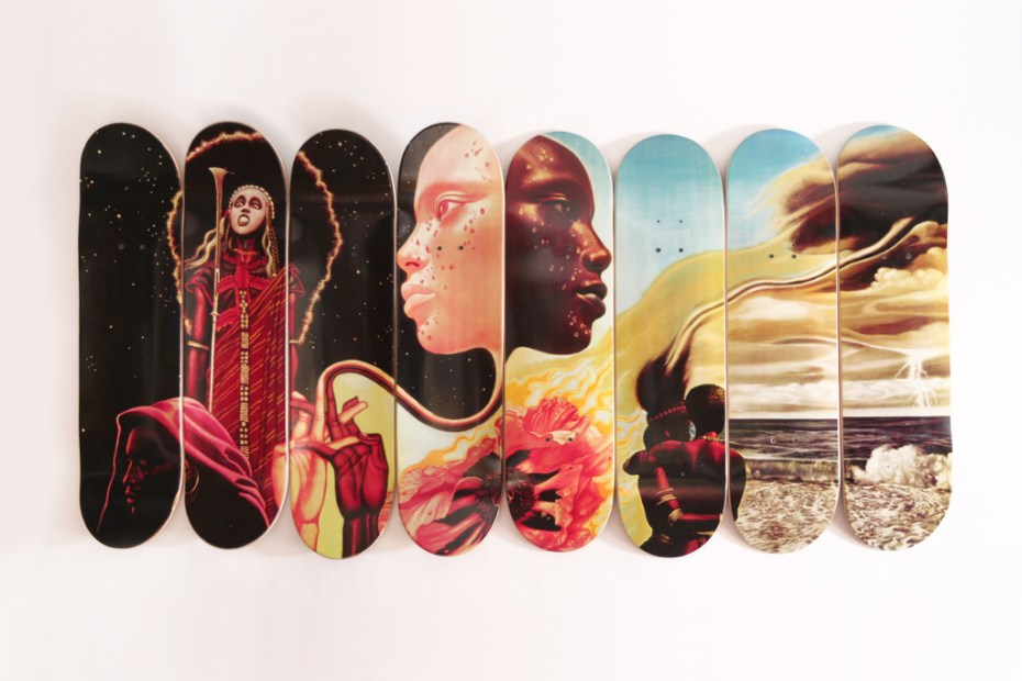 Image of Western Edition &quot;The Bitches Brew Series&quot; Skate Decks