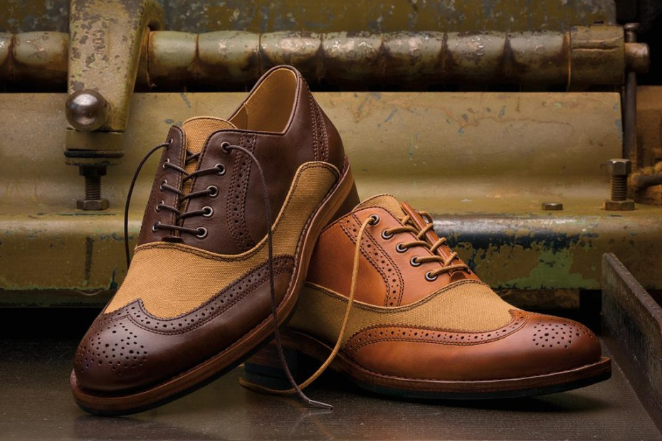 Image of Wolverine 2012 Spring/Summer Bromley Brogue Oxford