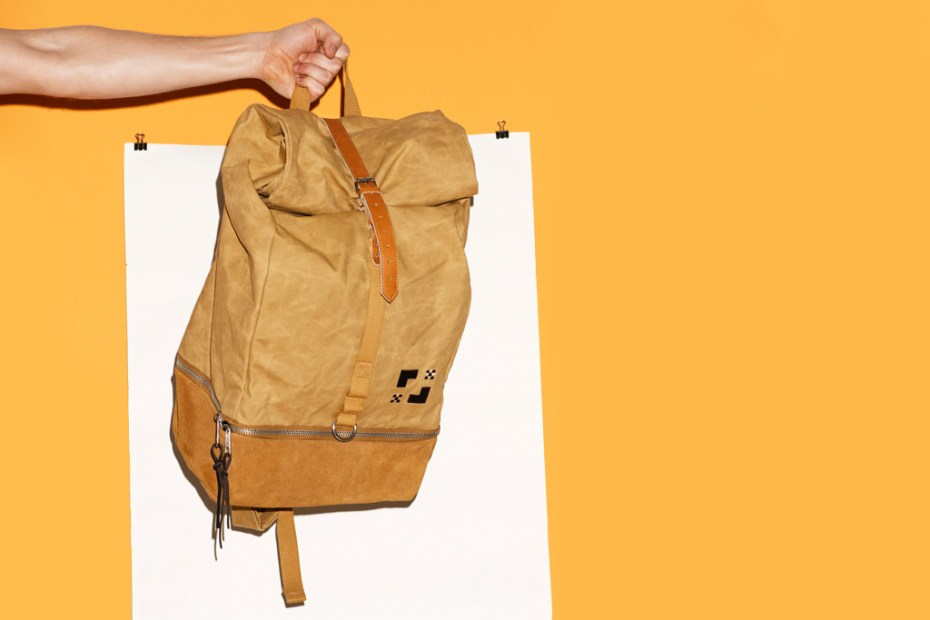 "Image of Wood Wood x Eastpak ""Desertion"" Collection"