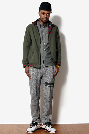 Image of XLARGE 2012 Fall Collection Preview