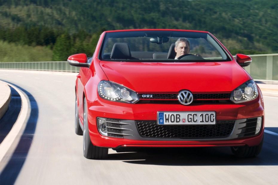 Image of 2013 Volkswagen Golf GTI Cabriolet