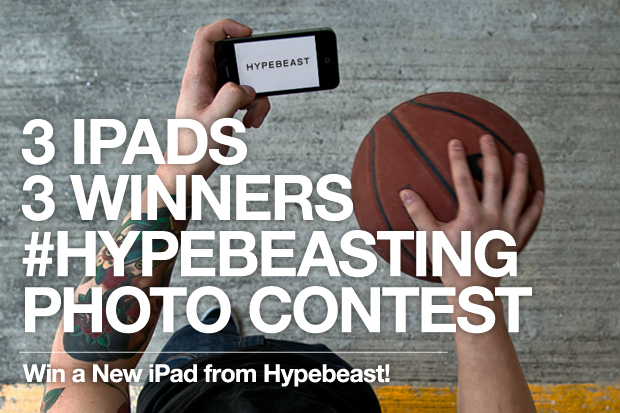 Image of 3 iPads for 3 Winners! - #HYPEBEASTing Facebook Contest