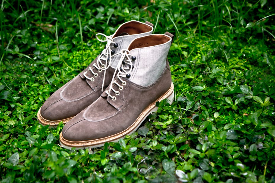 Image of Heschung - souliers depuis 1934 2012 Spring/Summer Gingko Boots