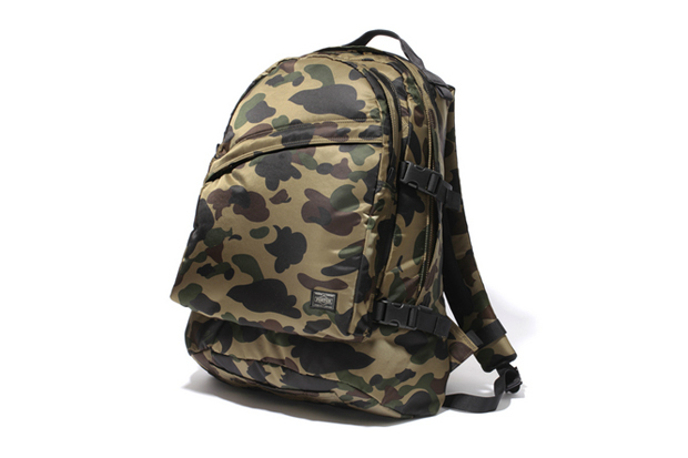 Image of A Bathing Ape x Porter 2012 Print 1ST CAMO Collection