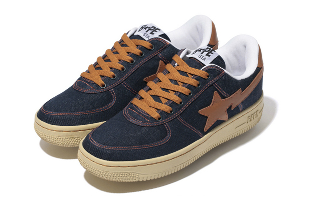Image of A Bathing Ape WORK TYPE BAPE STA