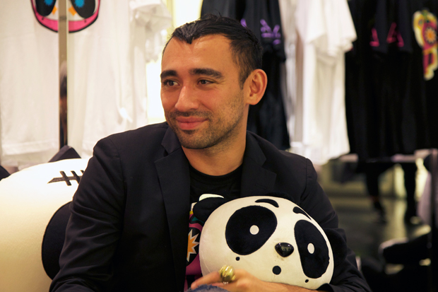 Image of A Conversation with Nicola Formichetti