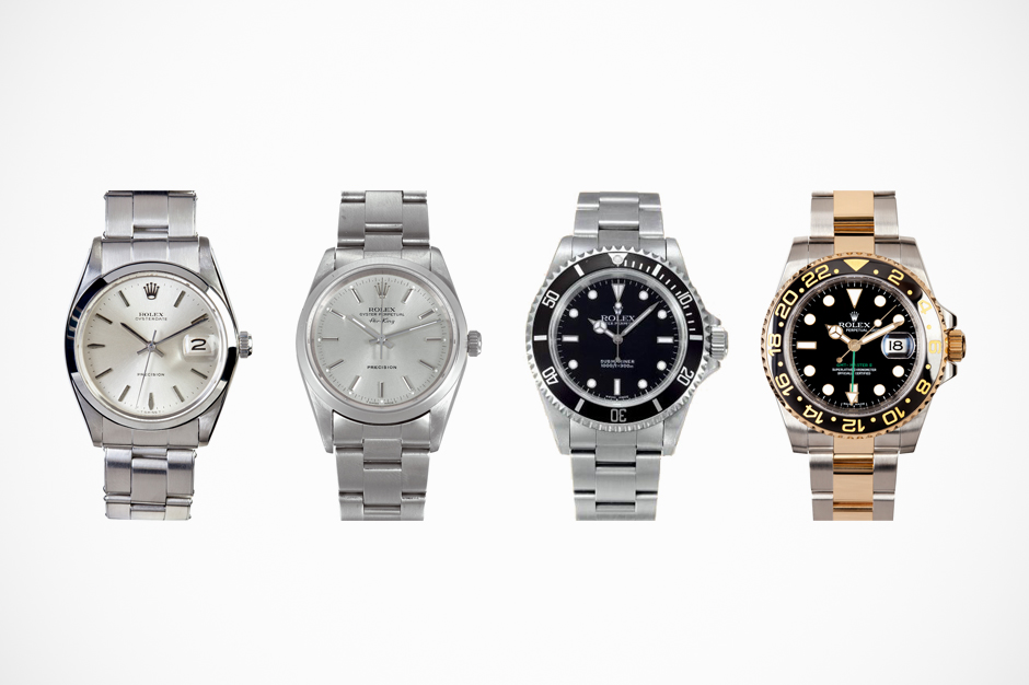 Image of A Guide to Pre-Owned Rolex Watches