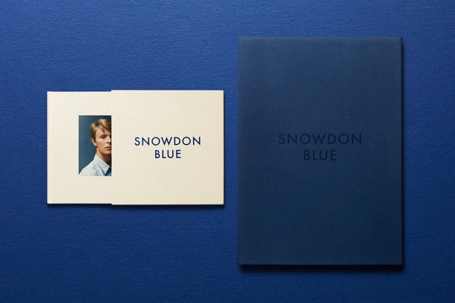 "Image of ACNE ""Snowdon Blue"" Book & Shirts"