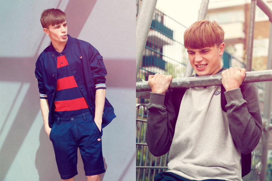 Image of adidas Originals 2012 Spring/Summer TGB Tailored Sport Collection