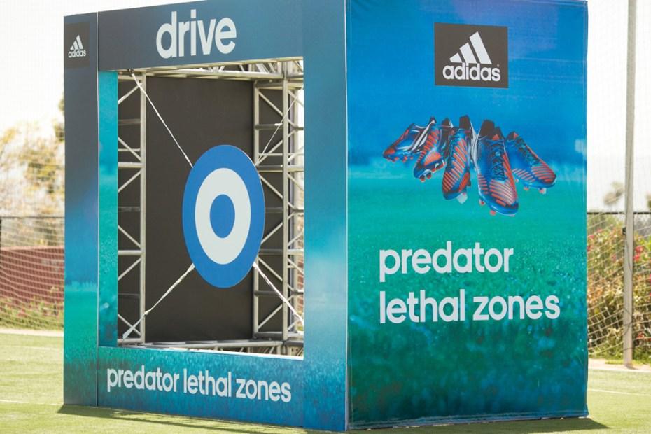 Image of adidas Predator Lethal Zones Launch Event Recap