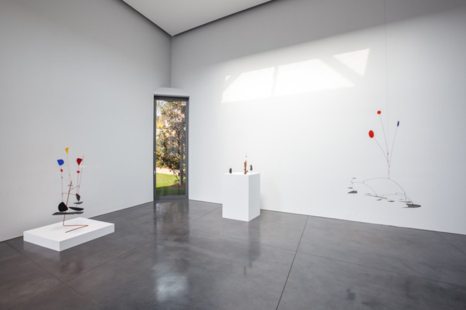 Image of Alexander Calder Exhibition @ L&M Gallery Los Angeles
