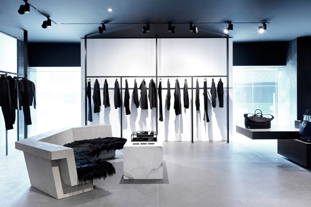 Image of Alexander Wang Beijing Flagship Store