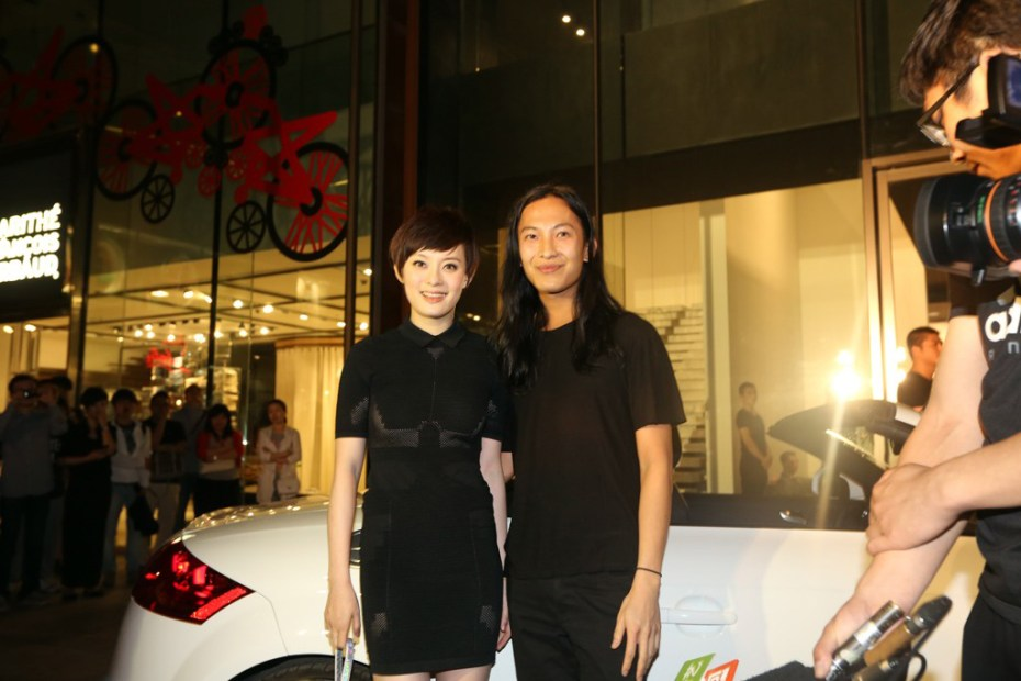 Image of Alexander Wang Celebrates Beijing Opening