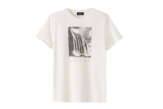 Image of A.P.C. Music Band T-Shirts