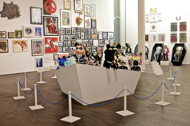 "Image of ""Art & Toys"" - The Collection of Selim Varol @ Collectors Room Berlin"