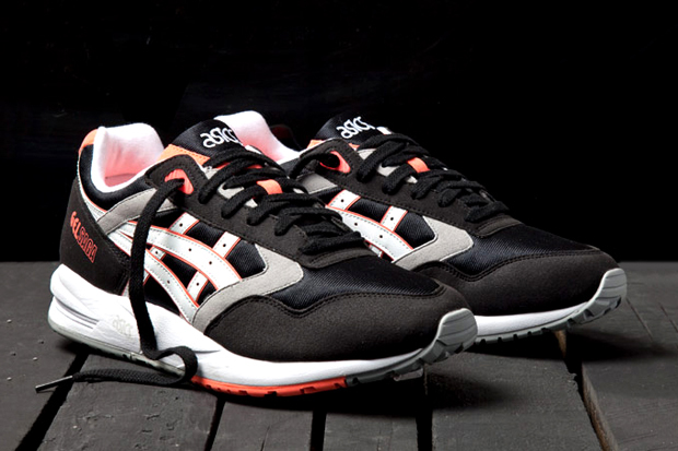 Image of ASICS Gel Saga &quot;Orange Blaze&quot; 