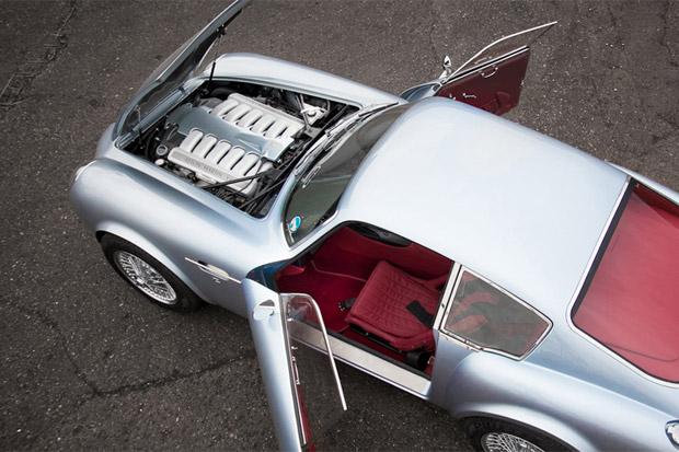 Image of Aston Martin DB4 Zagato Carbon Fiber