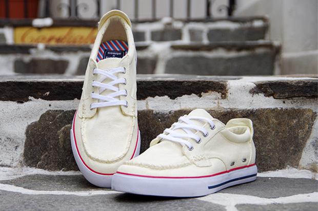 Image of atmos x Lacoste L!VE Ingaro Sneaker
