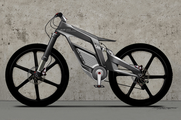 Image of Audi e-bike Wörthersee