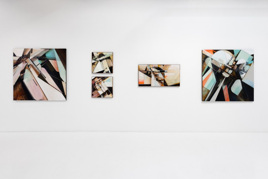 "Image of Augustine Kofie ""Working An Angle"" @ Known Gallery Recap"