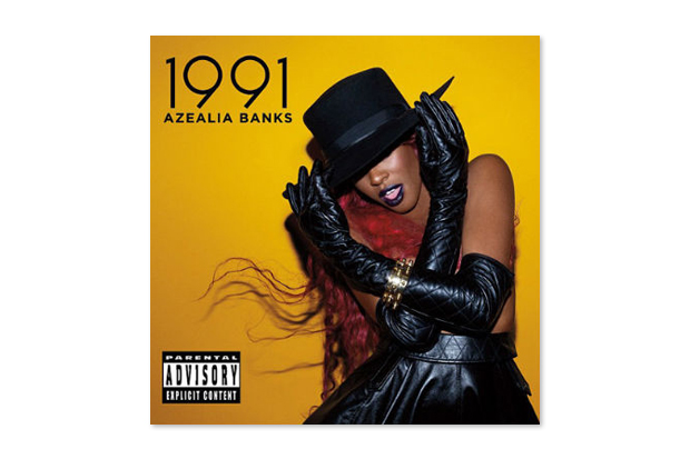 Image of Azealia Banks - 1991 (Full EP Stream)