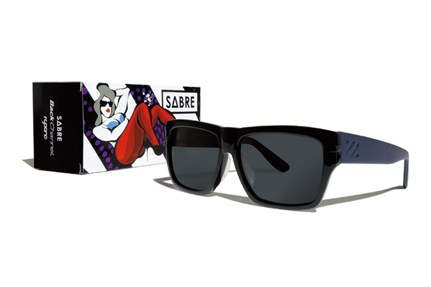 "Image of Back Channel x RYOONO x SABRE ""NO CONTROL"" Sunglasses"
