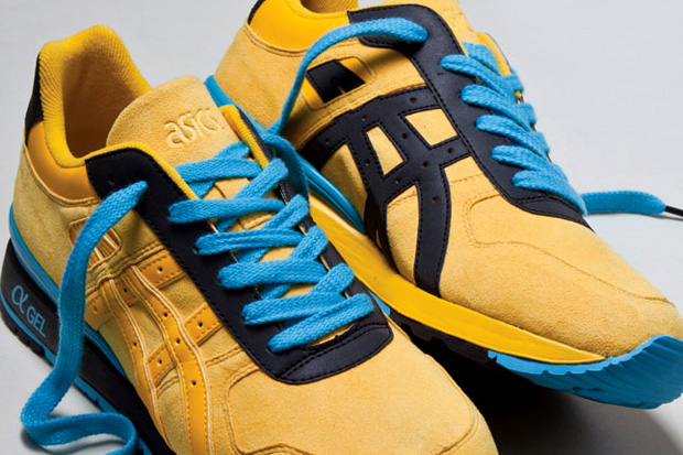 Image of Bait X ASICS Featured on Sneaker Freaker #24