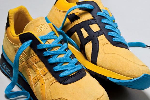 Image of Bait X ASICS Featured on Sneaker Freaker #24
