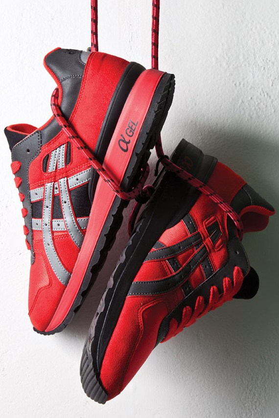 "Image of BAIT x ASICS 2012 ""Rings"" Sneaker Pack"