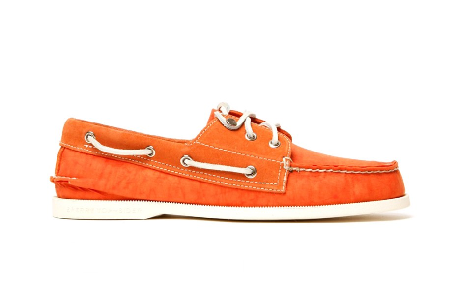 Image of Band of Outsiders x Sperry Top-Sider 3-Eye Boat Shoe