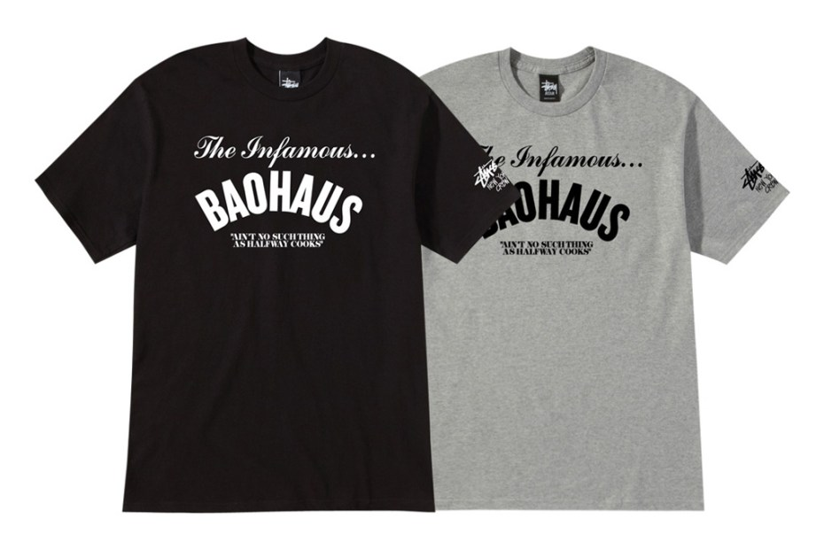 "Image of Baohaus x Stussy 2012 ""The Infamous BAOHAUS"" T-Shirt"