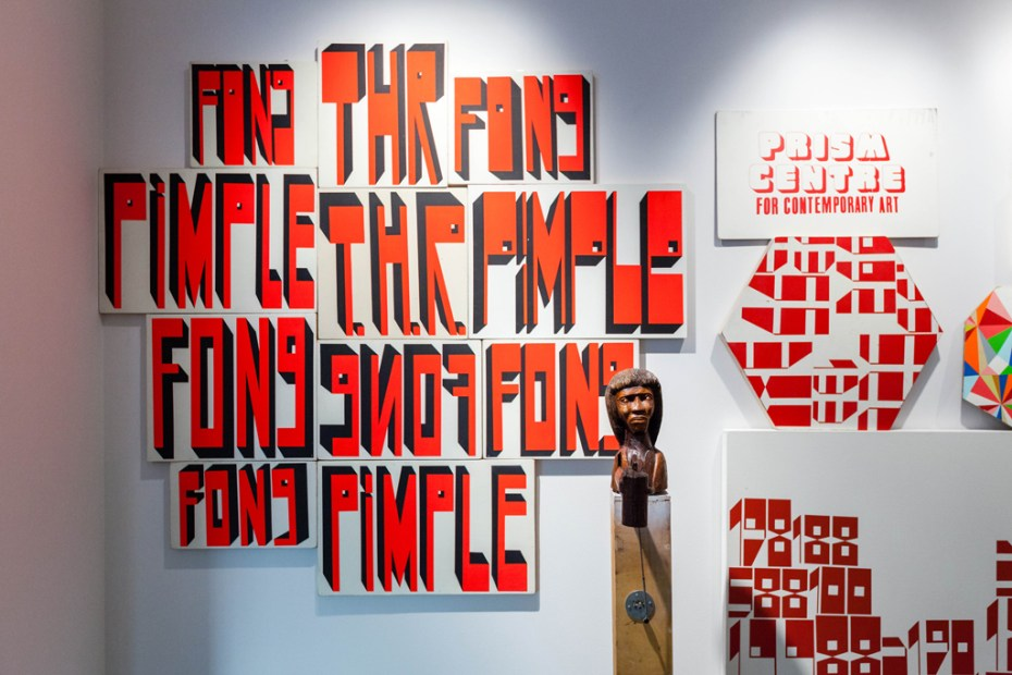 Image of Barry McGee Solo Exhibition @ PRISM Recap