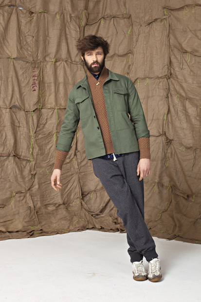 Image of Bellerose 2012 Fall/Winter Collection
