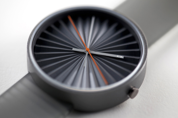 "Image of Benjamin Hubert for Nava ""Plicate"" Watch"