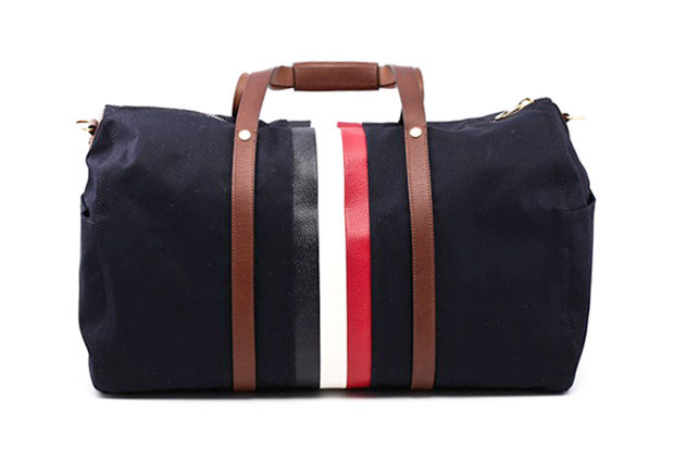 Image of BLACK FLEECE by Brooks Brothers Mackintosh Duffel