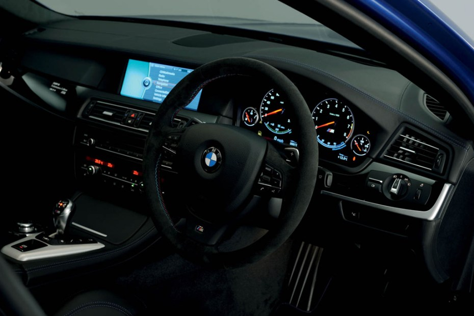 Image of BMW Reveals New M Performance M3 & M5 for UK Market