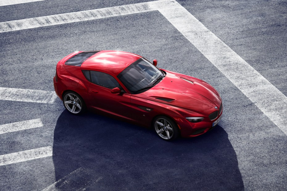 Image of BMW Zagato Coupe