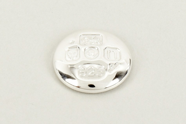 Image of BUNNEY Sterling Silver Diamond Jubilee Badges