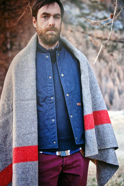 Image of Carhartt Heritage 2012 Fall/Winter Lookbook